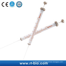 Rongtaibio Microliter Syringe LC et GC