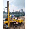 hot sell portable hydraulic jet grouting drilling machine
