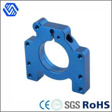 Pièce de tournage CNC en aluminium 6061 Matériau Pièces d'usinage CNC anodisées