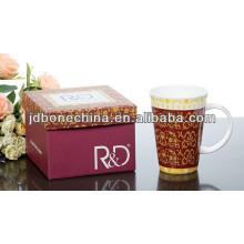 milk cup bone china gorgeous embossed gold platinum design 12 15 24pcs new bone china dinner set porcelain ceramic cup & saucer