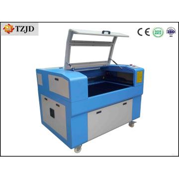 Machine à découper en bois bon marché de découpeuse de gravure de laser de CO2