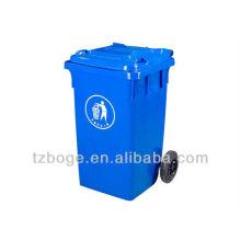 240L Mülleimer Kunststoff-Spritzguss