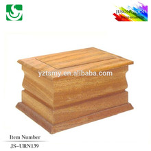 urnas de cenizas de cremación madera JS-URN139