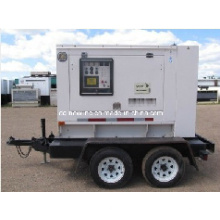 Générateur diesel / Genset à essence remorque de 40kw Perkins - Test de la banque de charge (NPP50)