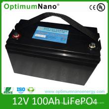 LiFePO4 Battery 12V 70ah for Camper Van
