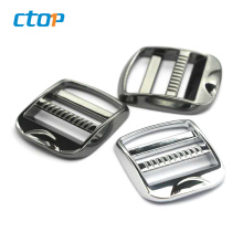 Manufacturers Wholesale Fashion Bag Buckle And Custom Metal Ladder Buckle Backpack Buckle