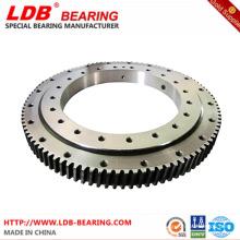 Excavator Parts Swing Circle Slewing Bearing Ring