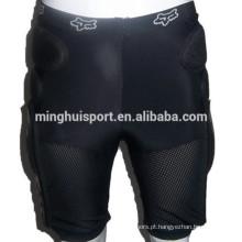 motocross calções de bicicleta calças da motocicleta Hóquei hip pad corrida calças de equitação esportes almofada calças