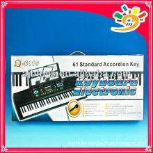 Spielzeug elektronische Tastatur mit Mikrofon elektronische Tastatur mit Mikrofon
