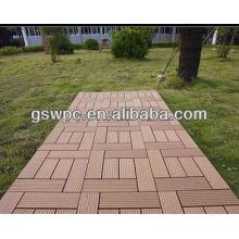 ¡NUEVO! Jardín de madera al aire libre Decorativo compuesto de DIY / piso de madera
