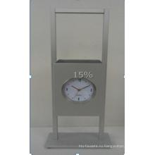 Продвижение алюминиевый подарок часы (DZ50)