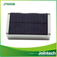 Rastreador de contenedores con energía solar