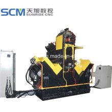 Perforadora de ángulo CNC