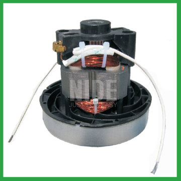 Electric industrial motor for vacuum cleaner