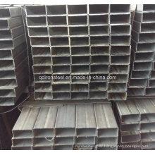 Q195 40*80 Rechteck-Hohlprofil-Stahlrohr