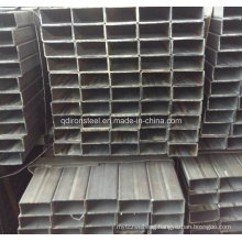 Q195 40*80 Rectangle Hollow Section Steel Tube