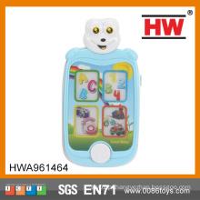 Novo item plano Brinquedos Meu primeiro telefone brinquedo do telefone do bebê
