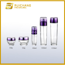 Glass Jars and Bottles for Cosmetic Packaging