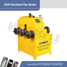 HHW-76B doblador hidráulico multifuncional del tubo para la venta