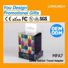 La cinta más caliente de la Navidad para el regalo, regalos baratos populares del brillo de los regalos de la Navidad en polvo