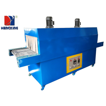 Machine d'emballage thermorétractable pour plastique