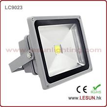 Eingebaute Fahrer IP65 30W LED-Flut-Lichter für Parkplatz LC9023
