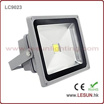 Luzes de inundação internas do diodo emissor de luz do motorista IP65 30W para o parque de estacionamento LC9023