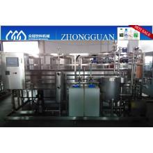 Esterilizador de UHT del tubo para la esterilización de la leche