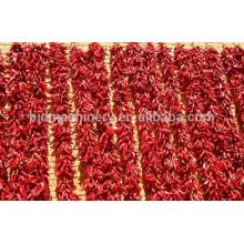 2016 venda quente Bidragon Pepper / Chili haste máquina de corte fabricante