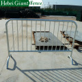 Hot Sale Galvanized Crowd Control Barrier