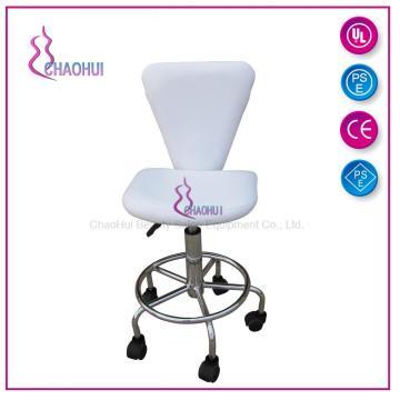 Salon Hocker Stuhl mit Rad