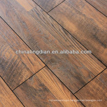 2014 newest synchronous Parquet registered embossed surface HDF/Laminate flooring