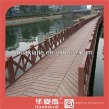 PVC Coextrusion composite decking