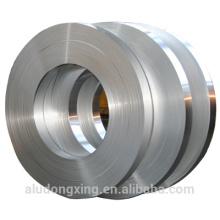 Tiras de aluminio1050 1060 1070 1100 1200 para materiales de construcción y ornamentales precio por tonelada