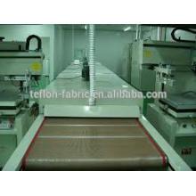 Free amostra personalizada teflon mesh belt dryer