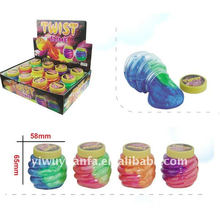 Novelty Funny Twist Noise Putty Slime Toy