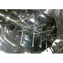 2017 V series mixer, SS conical vacuum dryer, horizontal ribbon mixer blender