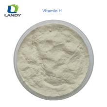 HEIßER VERKAUF China Zuverlässiger Hersteller Feed Grade 2% Vitamin H Biotin VH