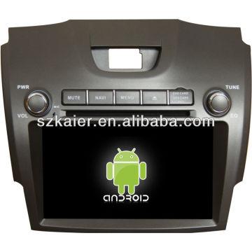 reproductor de DVD para coche para el sistema Android Chevrolet S10