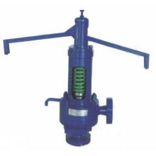 Dispositivo de segurança de impulso de pressão super alta (série H)