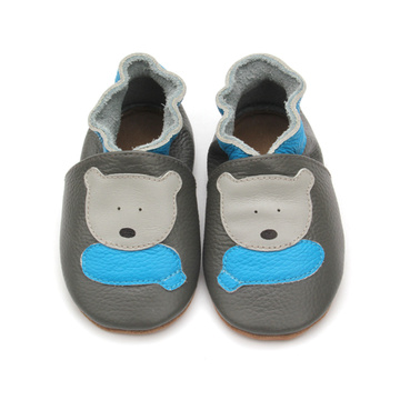 Drop потягивая Unisex Fancy Leather Toddler Shoes