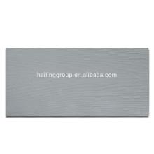 Anorganische Außenwand-Abstellgleis-Platten-hölzernes Korn-Faser-Zement-Brett