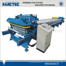 Automatic cement roof tile machine