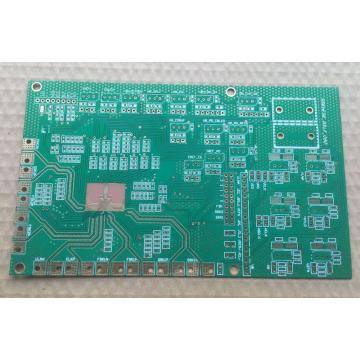 ENEPIG PCB y material Rogers
