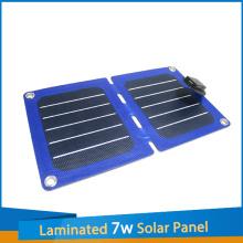 7W Laminated ETFE Solar Charger Panel