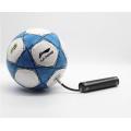 Balles gonflables à pompe à bille avec fonction de lampe de poche LED