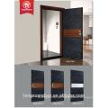 Italia Puerta de acero blindado puerta de acero de diseño de puerta de seguridad para los hogares de calidad de la elección