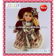 Meilleure vente bébé poupée gros mignon antique japonais porcelaine poupées