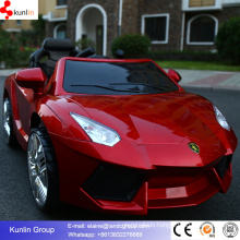 Baby Electric Car Plastic with Battery and Motor Remote Control at Cheap Price Made in Hebei China