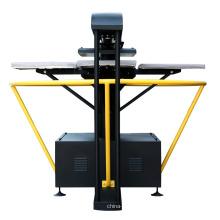 FJXHB5-1 factory price carousel t shirt heat printing machine with warranty